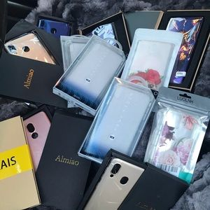 20 Assorted Cell Phone case Bundle pack #1